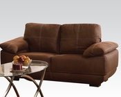 Contemporary Style Loveseat Memphis by Acme Furniture AC51726