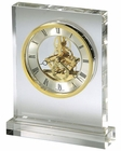 Contemporary Table Clock Prestige by Howard Miller HM-645682