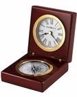 Contemporary Table Clock Pursuit by Howard Miller HM-645730