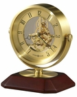 Contemporary Table Clock Soloman by Howard Miller HM-645674