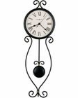 Contemporary Wall Clock Ivana by Howard Miller HM-625495