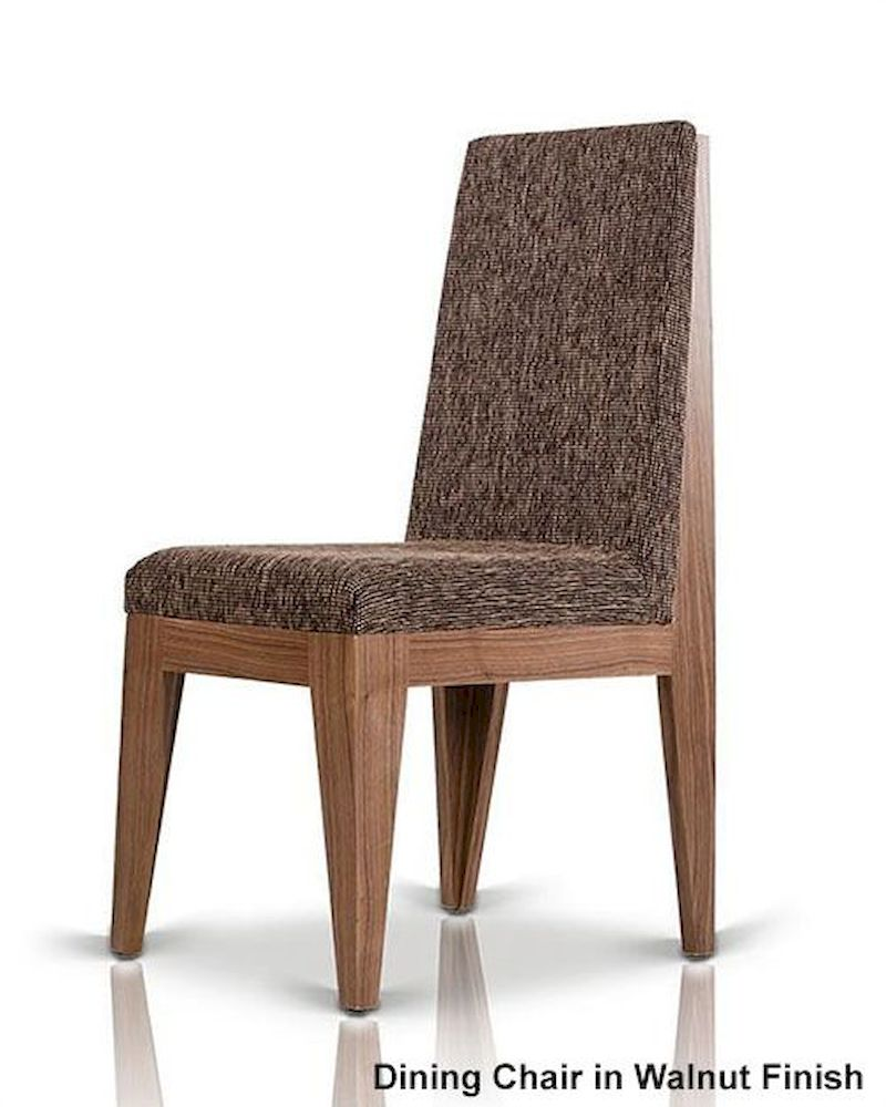 Contemporary Modern Dining Chairs: Contemporary Fabric Dining Chair 44D520-CH (Set Of 2