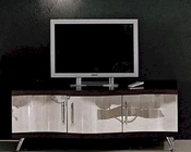 Contemporary Wenge TV Stand 44ENT2280