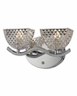 ELK Contour Collection 2 light bath in Polished Chrome EK-46157-2