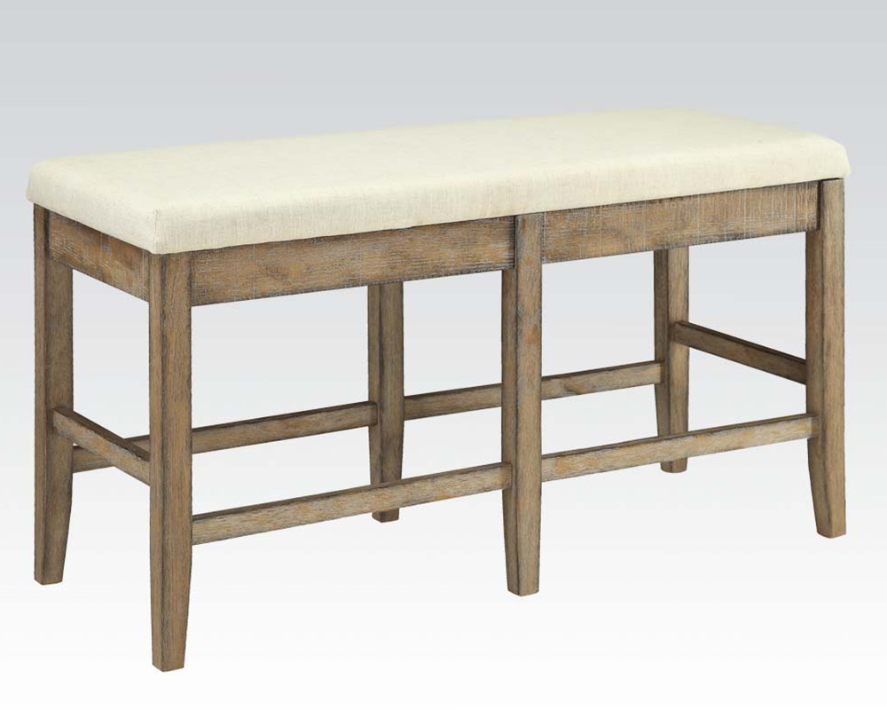 liberty dining upholstered height counter furniture and bench by products benches rta wolf