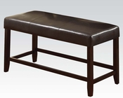 Counter Height Bench Idris by Acme Furniture AC70528