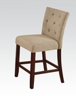 Counter Height Chair Baldwin by Acme Furniture AC70970 (Set of 2)