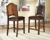 Counter Height Chair Barrington by Somerton SO-420-38 (Set of 2)