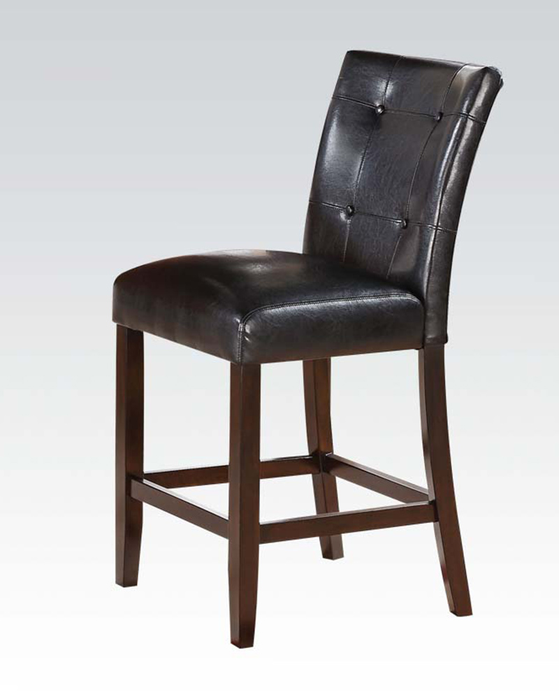 Counter Height Chair Easton By Acme Furniture Ac71147 Set