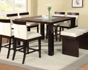 Counter Height Set Keelin by Acme Furniture AC71040SET