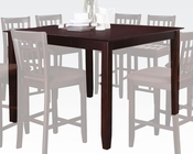 Counter Height Table Adalia by Acme Furniture AC70680
