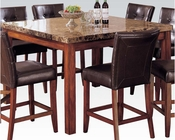 Counter Height Set Bologna by Acme Furniture AC07380SET