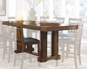 Counter Height Table Kirtland by Homelegance EL-1399-36XL