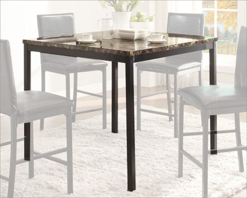 Table Height 36: Counter Height Table Tempe By Homelegance EL-2601-36