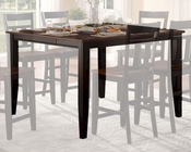 Counter Height Table Westport by Homelegance EL-5079BK-36