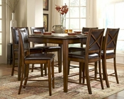 Countrer Height Dining Room Set Verona EL-727-36s