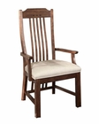 Craftsman Arm Chair by Somerton Dwelling SO-417-41 (Set of 2)