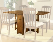 Craftsman Dining Gate Leg Table by Somerton SO-417G60