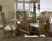 Craftsman Dining Set by Somerton Dwelling SO-417-62SET