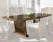 Craftsman Dining Table by Somerton Dwelling SO-417-62