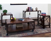 Crosswinds Occasional Table Set by Sunny Designs SU-3232WMs