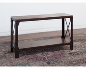 Crosswinds Sofa/ Console Table by Sunny Designs SU-3232WM-S