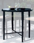 Dakota Bar High Table w/ Umbrella Hole by Sunny Designs SU-4751-42P
