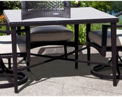 "Dakota Patio 44"" Square Table by Sunny Designs SU-4751-44"