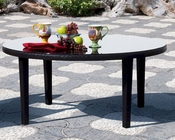 Dakota Patio Chat Table by Sunny Designs SU-4751-42C