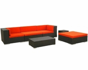 Daniela Outdoor Patio 6 pc Sofa Set 44P2903