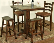Dark Chocolate Finish Dinette Set SU-1232DCs