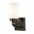 ELK Dawson Collection 1 light bath in Oil Rubbed Bronze - LED EK-11670-1-LED