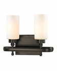 ELK Dawson Collection 2 light bath in Oil Rubbed Bronze EK-11671-2