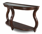 Demilune Sofa Table Isabelle by Magnussen MG-T2538-75
