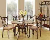 Dinette Set Kleef by Acme Furniture AC70555SET