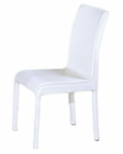 Dining Chair in Off-White Finish European Design 33D373 (Set of 4)