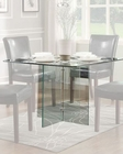 Dining Glass Table Alouette by Homelegance EL-17811