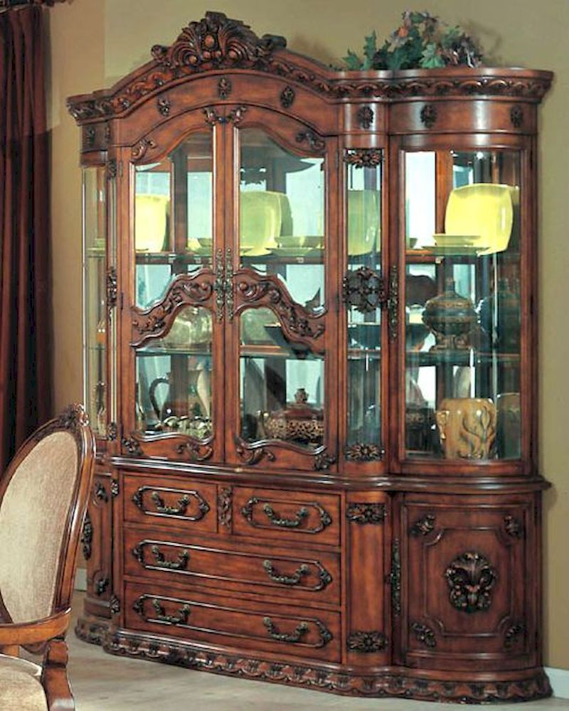 Dining Room Buffet And Hutch In Cherry MCFRD0017 HB
