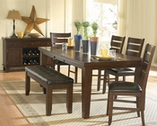 Dining Room Set Ameillia EL-586-82s