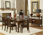 Dining Room Set Verona EL-727-72s