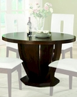 *Dining Round Table Elmhurst by Homelegance EL-1410-48