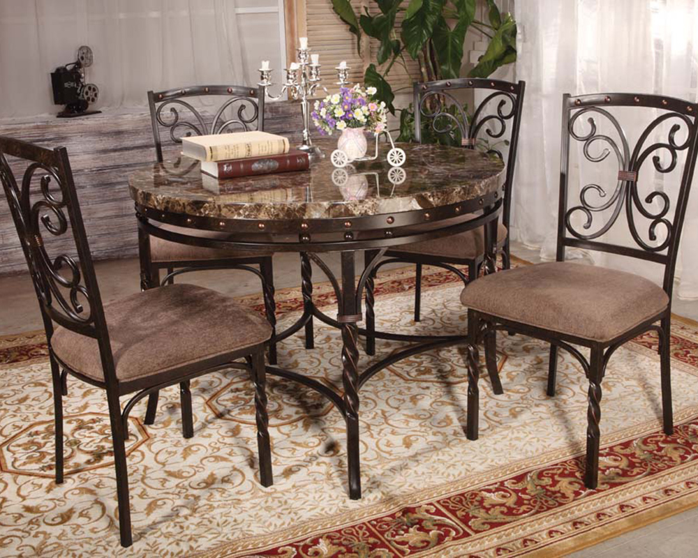 Dining Set Burril By Acme Furniture AC70584SET