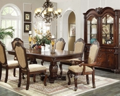 Dining Set Chateau De Ville Espresso by Acme Furniture AC64075SET