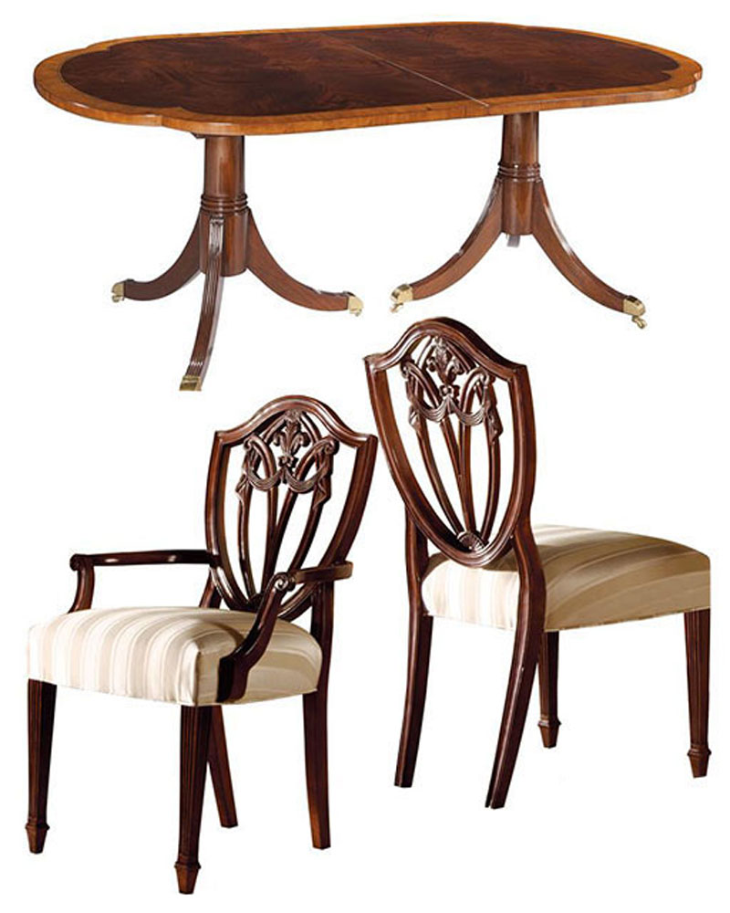 That Furniture Place: Dining Set Copley Place By Hekman HE-22520-SET