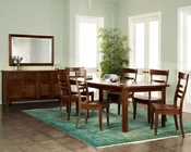 Dining Set Cottage Cherry Chocolate by Ayca AY-13200Set