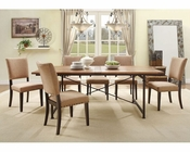 Dining Set Derry by Homelegance EL-2555-84-SET