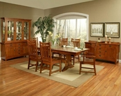 Dining Set HeArtland Manor by Ayca AY-18-2001Set