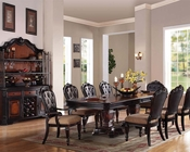 Dining Set in Antique Finish Le Havre by Acme Furniture AC60400SET
