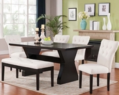 Dining Set in Contemporary Style Effie by Acme Furniture AC71515SET