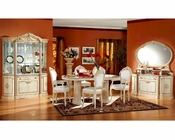 Dining Set Romana European Design Made in Italy 33D41